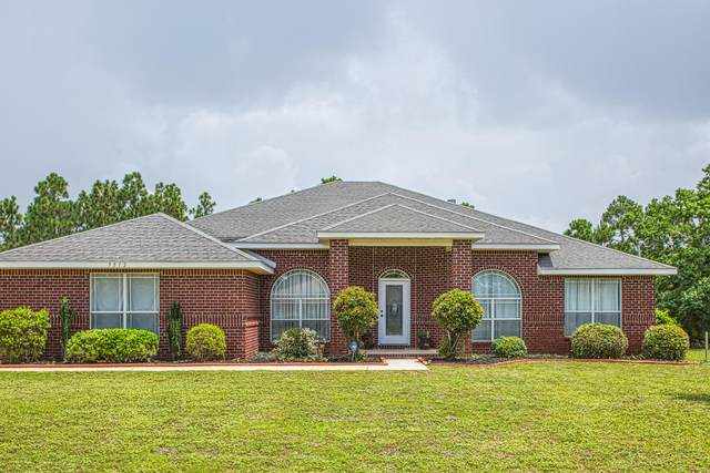 7512 Frankfort Street, Navarre, FL 32566 (MLS #849785) :: Counts Real Estate Group