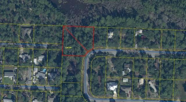 00 Peachtree Circle, Santa Rosa Beach, FL 32459 (MLS #849803) :: Berkshire Hathaway HomeServices Beach Properties of Florida