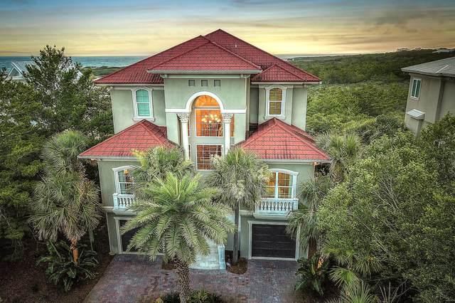 114 Loon Lake Drive, Santa Rosa Beach, FL 32459 (MLS #849809) :: ResortQuest Real Estate