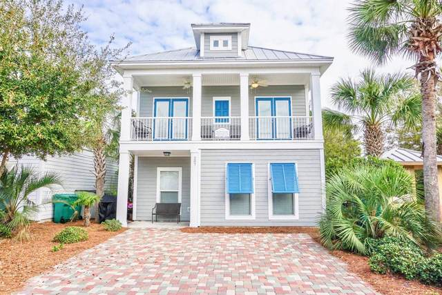 207 Kono Way, Destin, FL 32541 (MLS #849830) :: The Premier Property Group