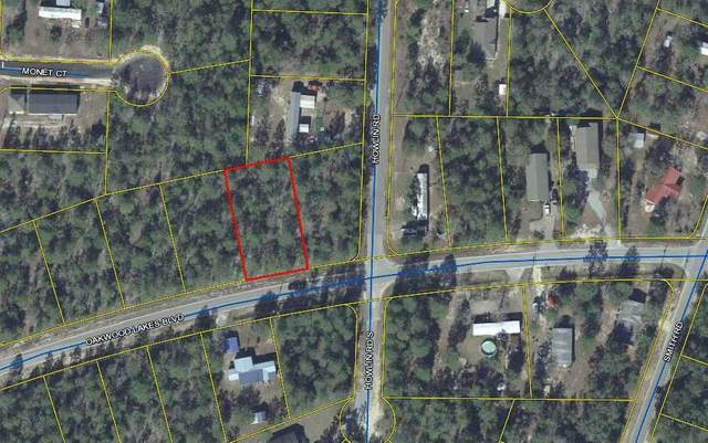 Lot 15 Oakwood Lakes Boulevard, Defuniak Springs, FL 32433 (MLS #849897) :: ResortQuest Real Estate