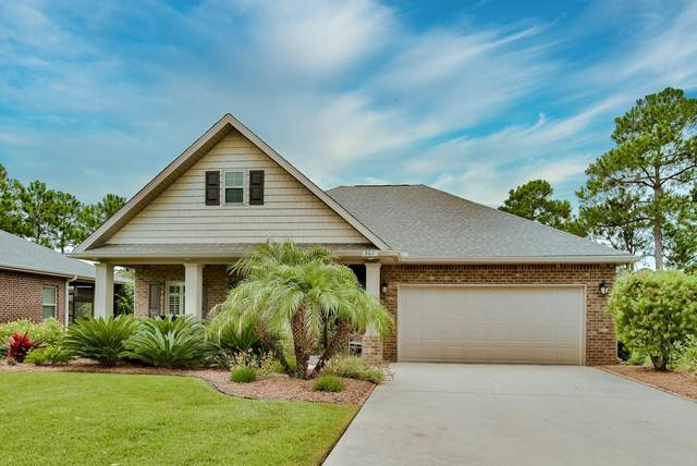 386 Pin Oak Loop, Santa Rosa Beach, FL 32459 (MLS #849913) :: Berkshire Hathaway HomeServices Beach Properties of Florida