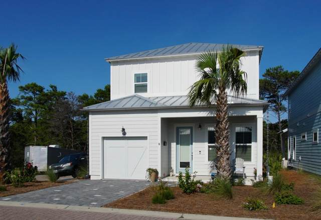 Lot 56 Old Winston Circle, Santa Rosa Beach, FL 32459 (MLS #850046) :: Back Stage Realty