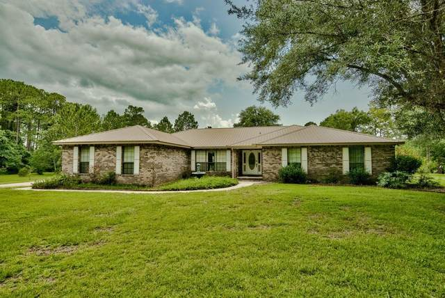 4759 Meadow Lake Drive, Crestview, FL 32539 (MLS #850062) :: Counts Real Estate Group