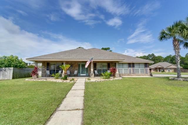 1819 Twin Pine Boulevard, Gulf Breeze, FL 32563 (MLS #850081) :: Classic Luxury Real Estate, LLC