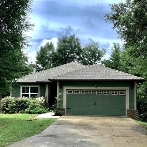 278 Benton Boulevard, Freeport, FL 32439 (MLS #850093) :: Counts Real Estate on 30A
