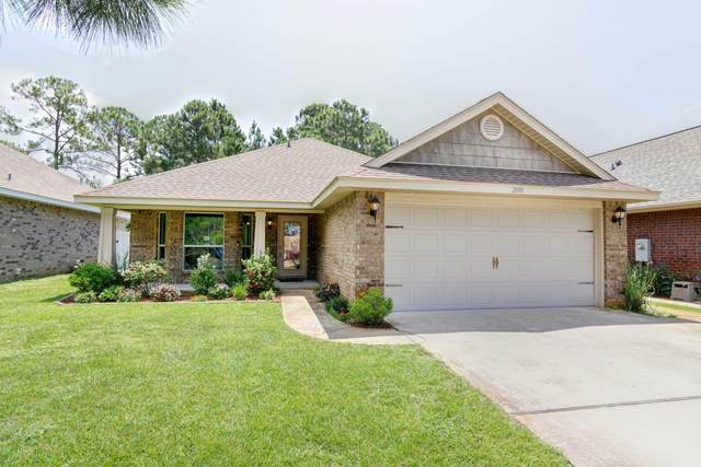 2090 Fountainview Drive, Navarre, FL 32566 (MLS #850107) :: Coastal Luxury