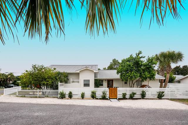 85 Flounder Street, Santa Rosa Beach, FL 32459 (MLS #850148) :: Berkshire Hathaway HomeServices Beach Properties of Florida