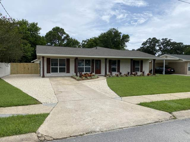 708 Marcia Circle, Mary Esther, FL 32569 (MLS #850150) :: Watson International Realty, Inc.