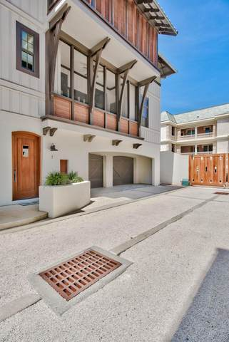 249 E Lifeguard Loop A-3, Inlet Beach, FL 32461 (MLS #850152) :: Berkshire Hathaway HomeServices Beach Properties of Florida