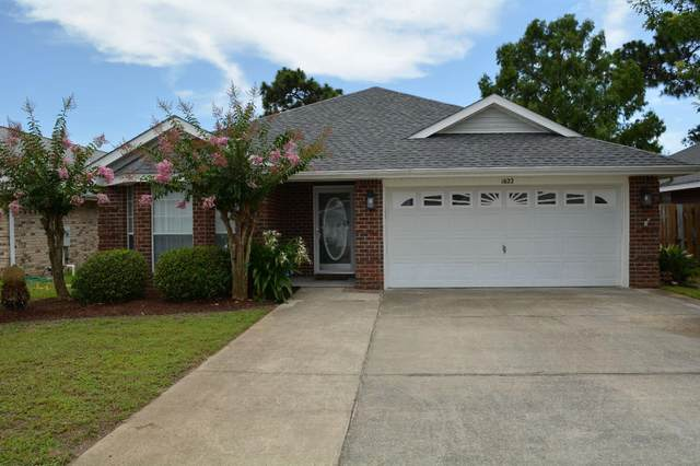 1622 Ella Ruth Drive, Fort Walton Beach, FL 32547 (MLS #850161) :: Watson International Realty, Inc.