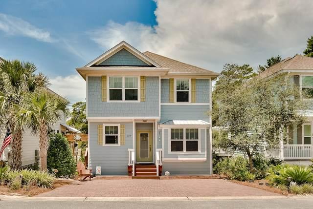 104 Sandpine Loop, Inlet Beach, FL 32461 (MLS #850163) :: Coastal Lifestyle Realty Group