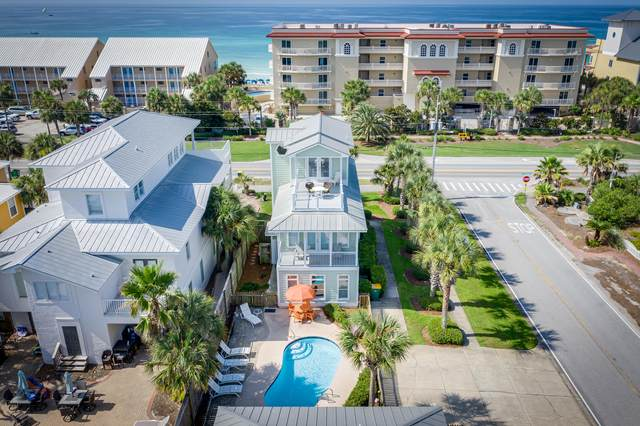2809 Scenic Hwy 98, Destin, FL 32541 (MLS #850166) :: Berkshire Hathaway HomeServices PenFed Realty