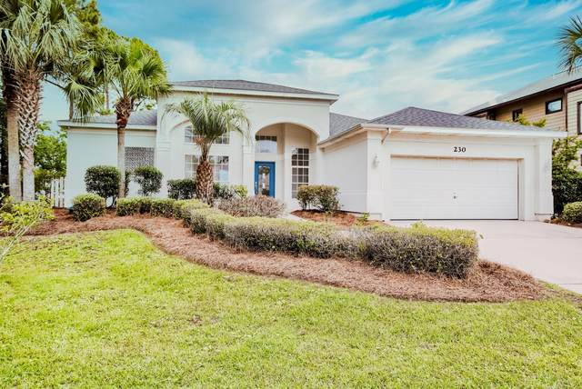 230 Casa Grande Lane, Santa Rosa Beach, FL 32459 (MLS #850201) :: Coastal Luxury