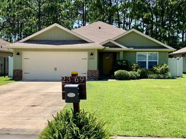 2369 Avenida De Sol, Navarre, FL 32566 (MLS #850202) :: Classic Luxury Real Estate, LLC
