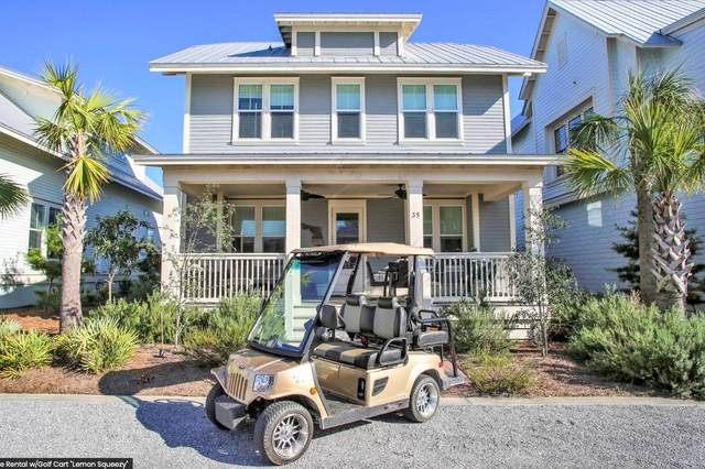 35 W Chester Street, Inlet Beach, FL 32461 (MLS #850203) :: Scenic Sotheby's International Realty