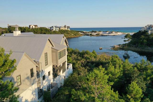 28 Bluff Lane, Santa Rosa Beach, FL 32459 (MLS #850208) :: Coastal Luxury