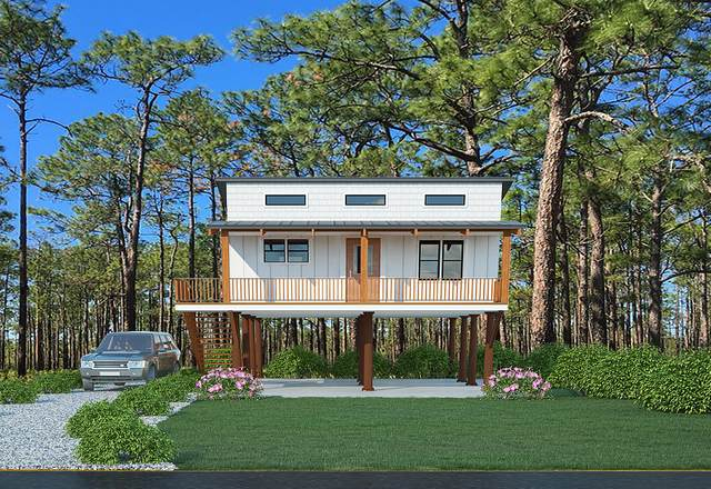 TBD Lot 22 11Th Street, Santa Rosa Beach, FL 32459 (MLS #850216) :: Back Stage Realty
