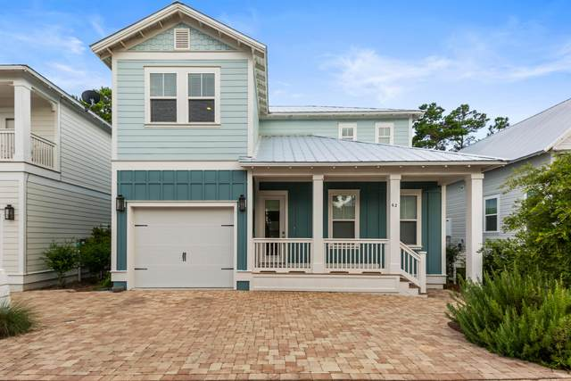 62 Emerald Beach Circle, Santa Rosa Beach, FL 32459 (MLS #850235) :: Coastal Luxury