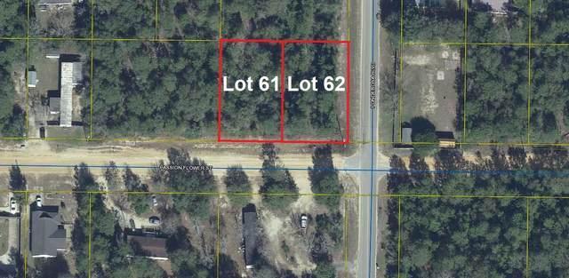 Lots61&62 Passion Flower Street, Defuniak Springs, FL 32433 (MLS #850265) :: ENGEL & VÖLKERS