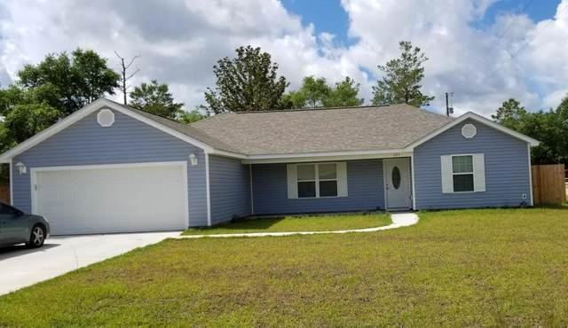 Lot  2 Howlin Road, Defuniak Springs, FL 32433 (MLS #850303) :: 30a Beach Homes For Sale