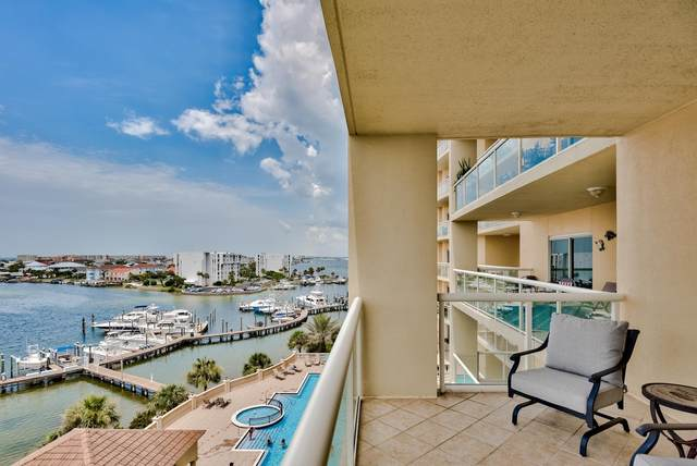 770 Harbor Boulevard 4B, Destin, FL 32541 (MLS #850305) :: Engel & Voelkers - 30A Beaches