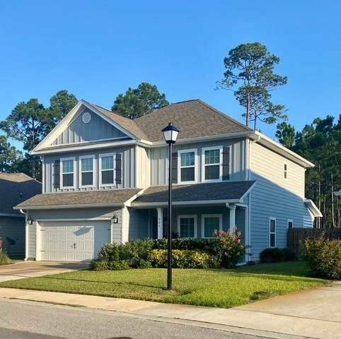 200 Eagle Bay Lane, Santa Rosa Beach, FL 32459 (MLS #850313) :: Linda Miller Real Estate