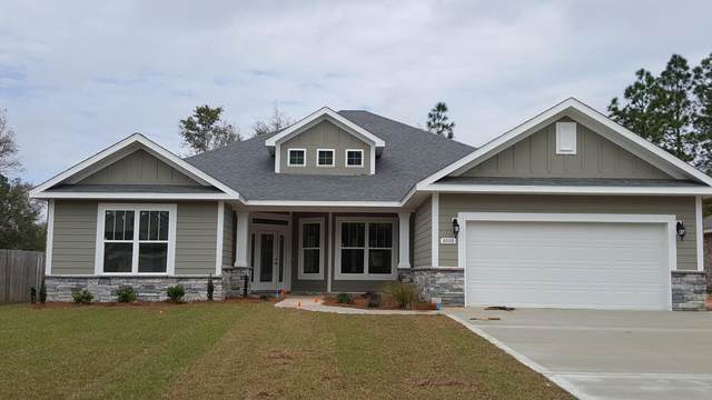 8123 Majestic Cypress Drive, Milton, FL 32583 (MLS #850331) :: Engel & Voelkers - 30A Beaches
