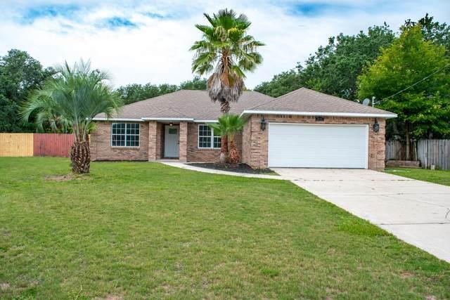 7837 Pleasant Oak Avenue, Navarre, FL 32566 (MLS #850350) :: Classic Luxury Real Estate, LLC