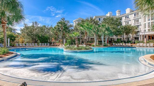 9600 Grand Sandestin Boulevard 3401/3403, Miramar Beach, FL 32550 (MLS #850370) :: The Ryan Group