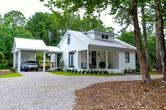 505 Mussett Bayou Road, Santa Rosa Beach, FL 32459 (MLS #850405) :: Linda Miller Real Estate