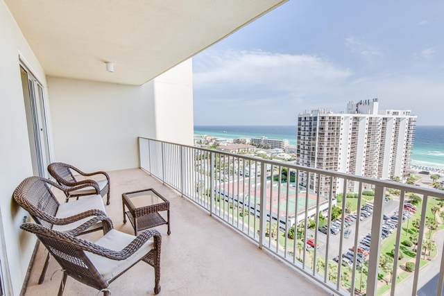 112 Seascape Drive #1508, Miramar Beach, FL 32550 (MLS #850420) :: Berkshire Hathaway HomeServices Beach Properties of Florida