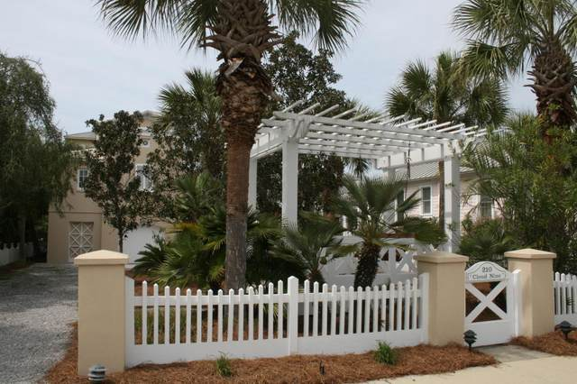 210 Gulfcrest Lane, Panama City Beach, FL 32413 (MLS #850428) :: Better Homes & Gardens Real Estate Emerald Coast