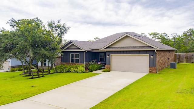 1770 Sioux Trail, Gulf Breeze, FL 32563 (MLS #850439) :: Linda Miller Real Estate