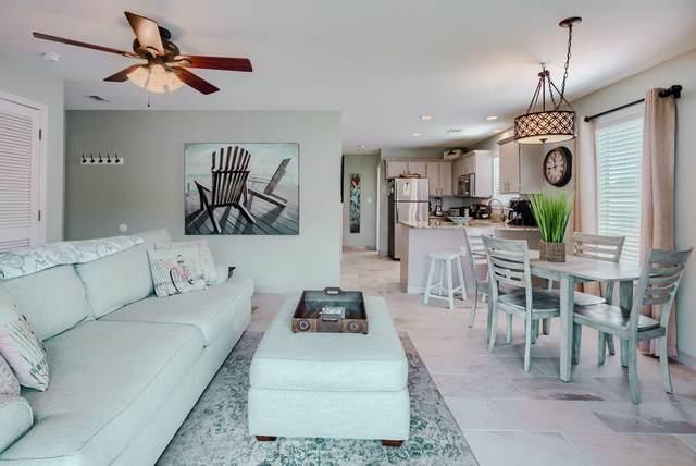 11 Beachside Drive Unit 814, Santa Rosa Beach, FL 32459 (MLS #850441) :: Linda Miller Real Estate