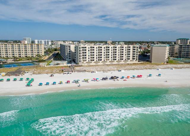506 Gulf Shore Drive #415, Destin, FL 32541 (MLS #850442) :: Berkshire Hathaway HomeServices Beach Properties of Florida