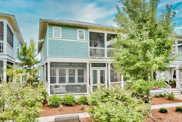 31 Chordgrass Way, Santa Rosa Beach, FL 32459 (MLS #850448) :: The Beach Group