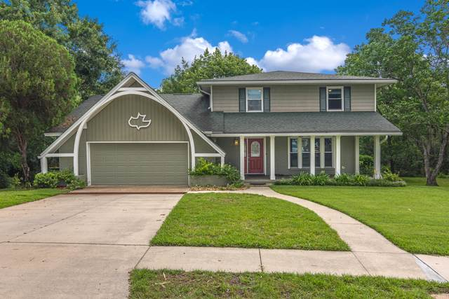 9 Timberland Way, Fort Walton Beach, FL 32548 (MLS #850455) :: RE/MAX By The Sea