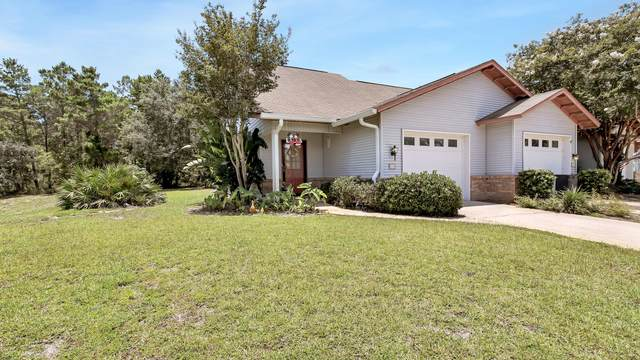 81 Via Largo, Santa Rosa Beach, FL 32459 (MLS #850474) :: Berkshire Hathaway HomeServices Beach Properties of Florida