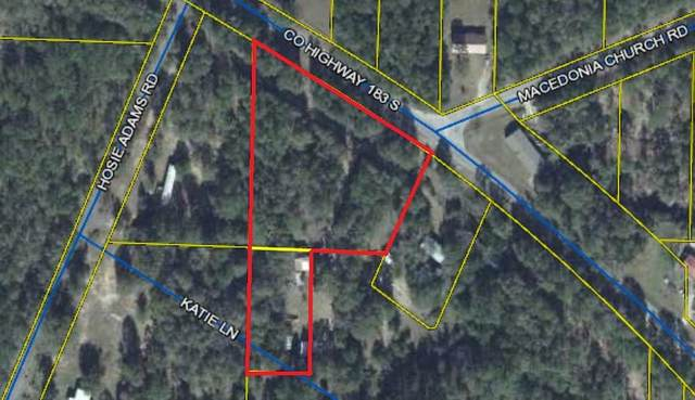 2084 S County Highway 183, Defuniak Springs, FL 32435 (MLS #850481) :: Coastal Luxury