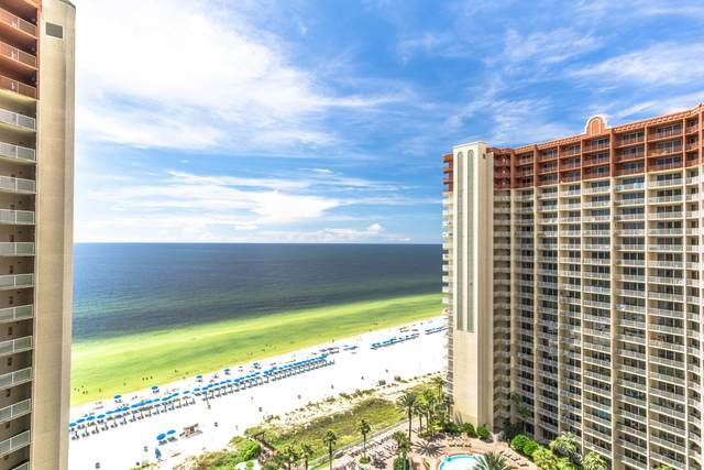 9900 S Thomas Drive Unit 1322, Panama City, FL 32408 (MLS #850491) :: Berkshire Hathaway HomeServices PenFed Realty