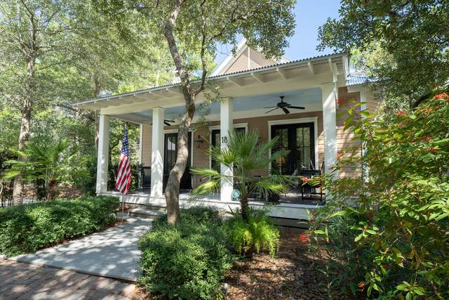 18 Bramble Lane, Santa Rosa Beach, FL 32459 (MLS #850512) :: Linda Miller Real Estate