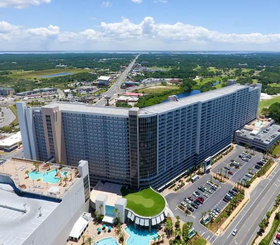 9860 S Thomas Drive Unit 917, Panama City Beach, FL 32408 (MLS #850514) :: Berkshire Hathaway HomeServices PenFed Realty