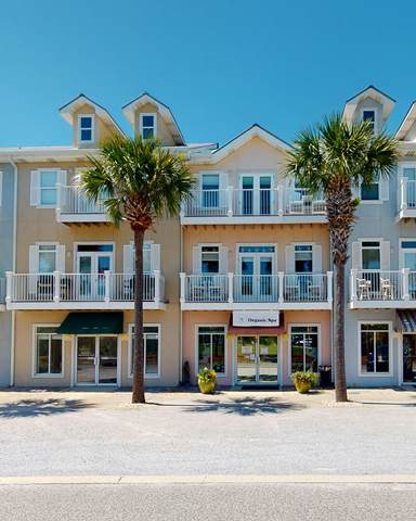 90 Spires Lane Unit 8, Santa Rosa Beach, FL 32459 (MLS #850530) :: The Premier Property Group