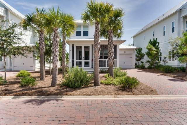 36 Clipper Street, Inlet Beach, FL 32461 (MLS #850535) :: The Premier Property Group