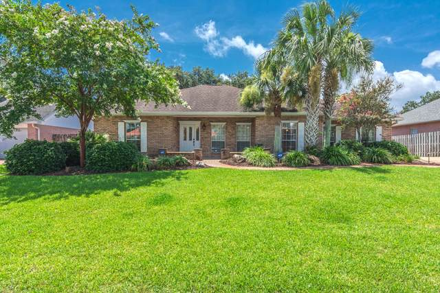 790 Blvd Of The Champions, Shalimar, FL 32579 (MLS #850541) :: RE/MAX By The Sea