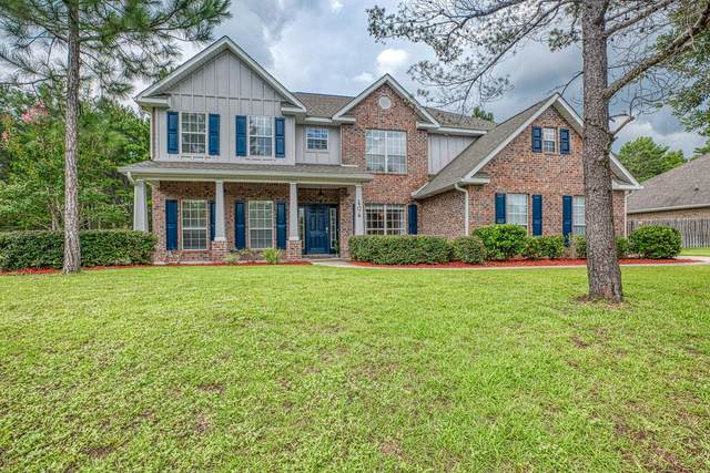 406 Whispering Way, Freeport, FL 32439 (MLS #850545) :: Better Homes & Gardens Real Estate Emerald Coast