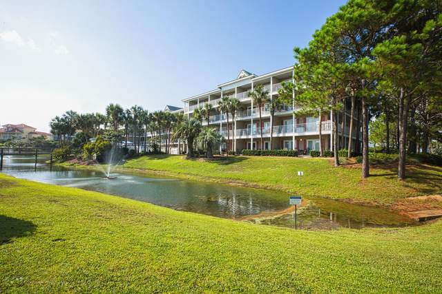 144 Spires Lane Unit 312, Santa Rosa Beach, FL 32459 (MLS #850553) :: The Premier Property Group