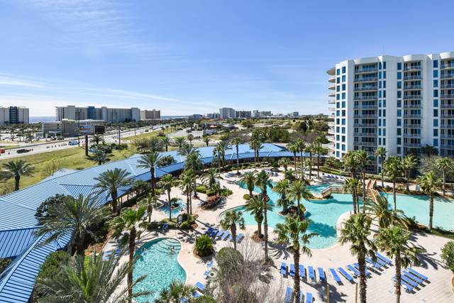 4203 Indian Bayou Trail #1717, Destin, FL 32541 (MLS #850556) :: Berkshire Hathaway HomeServices Beach Properties of Florida