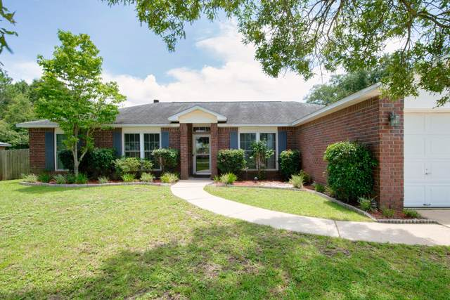 413 Christopher Drive, Crestview, FL 32536 (MLS #850607) :: RE/MAX By The Sea
